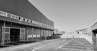 피카소가구 양산물류센터